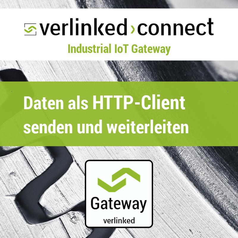 Daten als HTTP-Client senden und weiterleiten