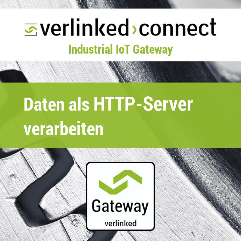 Daten als HTTP-Server verarbeiten